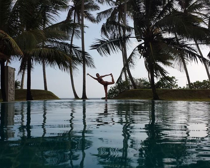 Sunshine and Yoga holiday Sri Lanka
