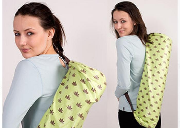 om padma yoga mat bags 2 models
