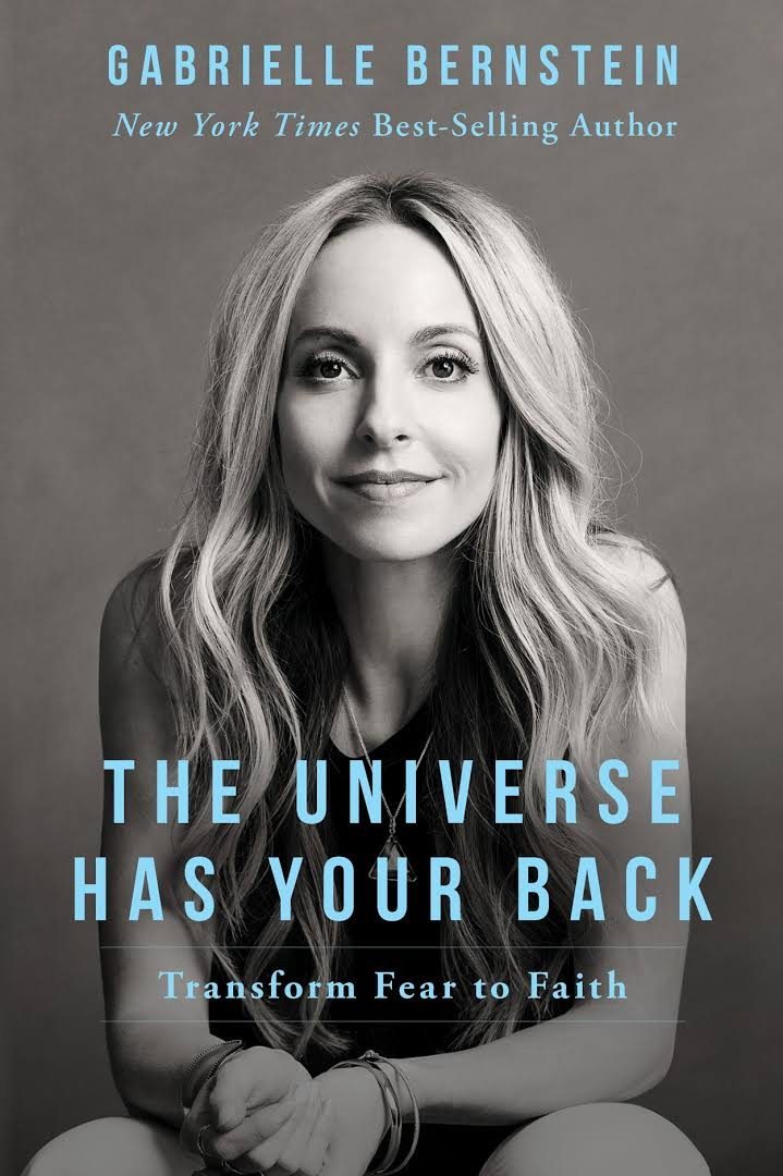 universe has your back book cover