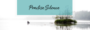 silence banner
