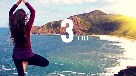 5 poses to keep grounded this christmas