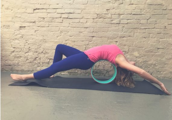 The Yoga Wheel, it's Use and it's Benefits