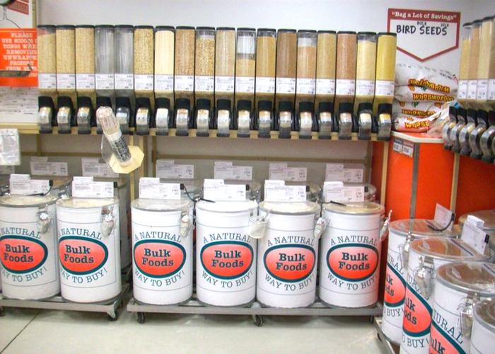 bulk buy shop 7 ways towards zero waste