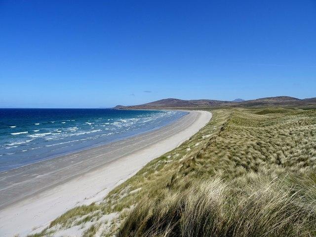 killinallan beach Scotland 7 best beaches UK