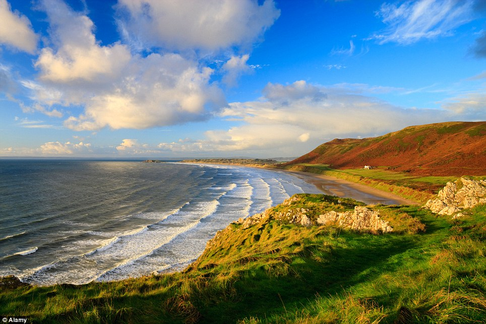 best beach in UK