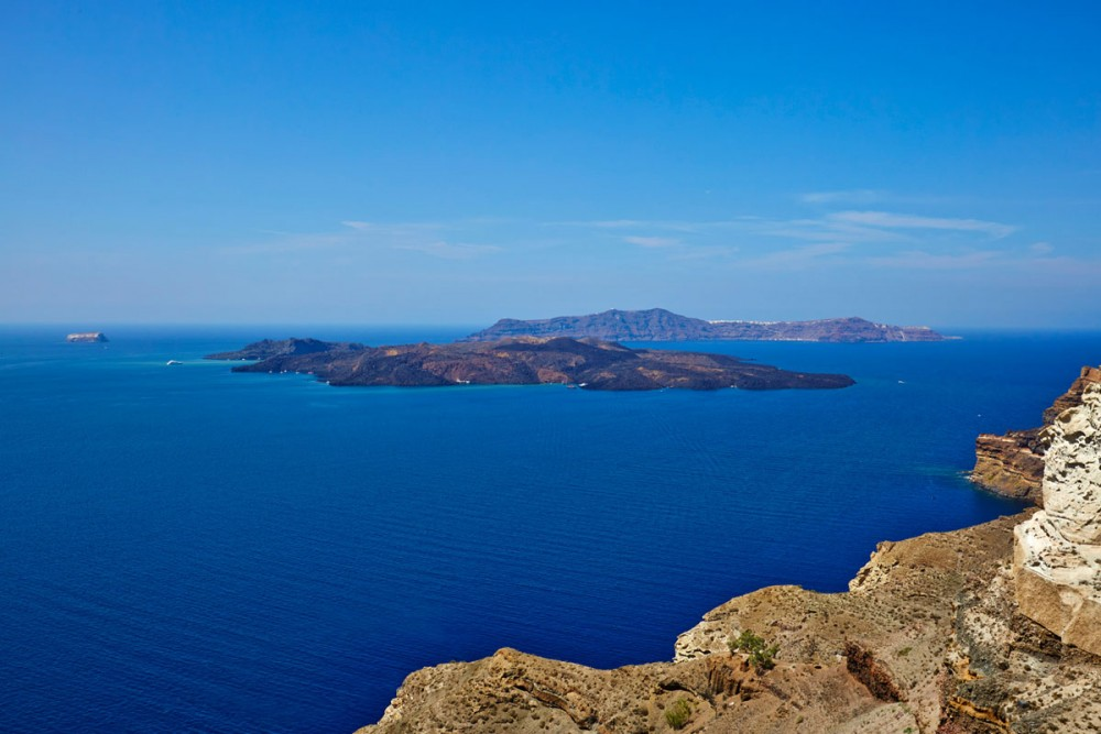 View of Caldera Santorini