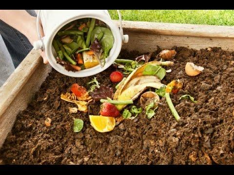 veg compost in garden 7 ways towards zero waste