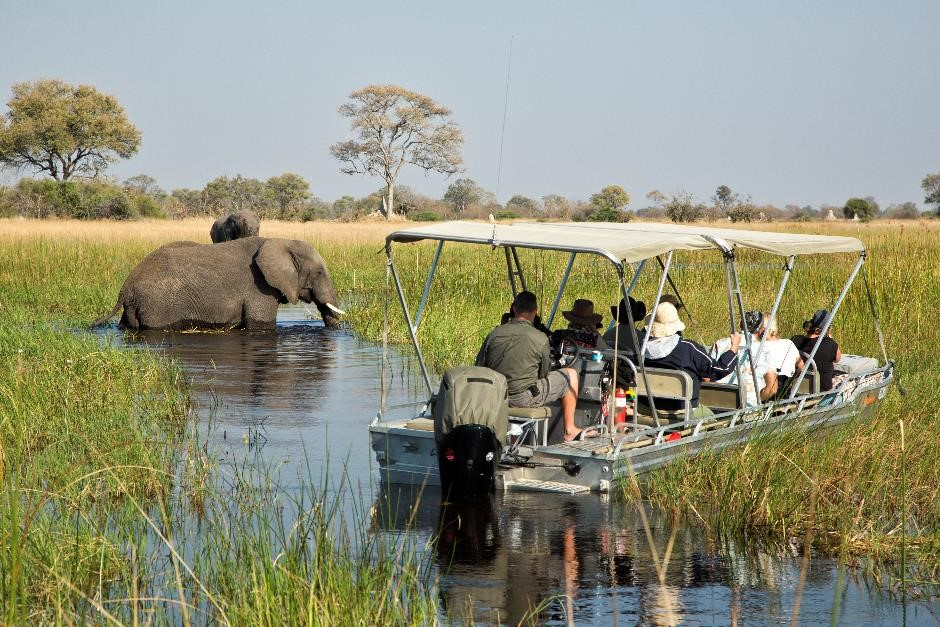 Spectacular Safari and Yoga Holiday in Botswana