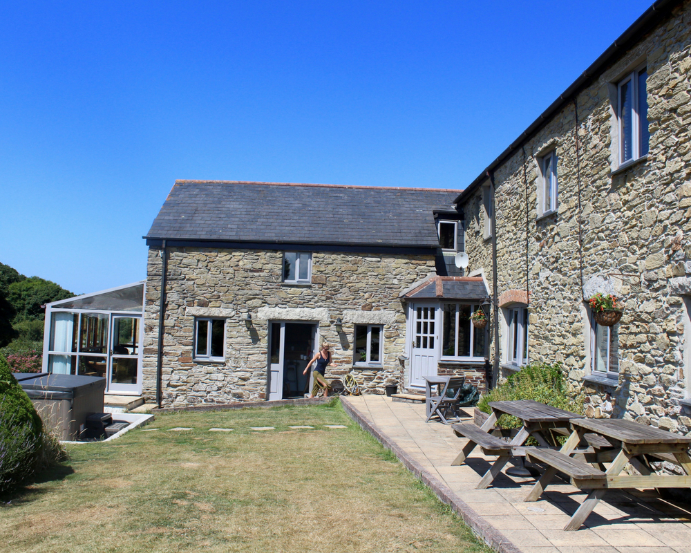 Cornwall yoga retreat venue