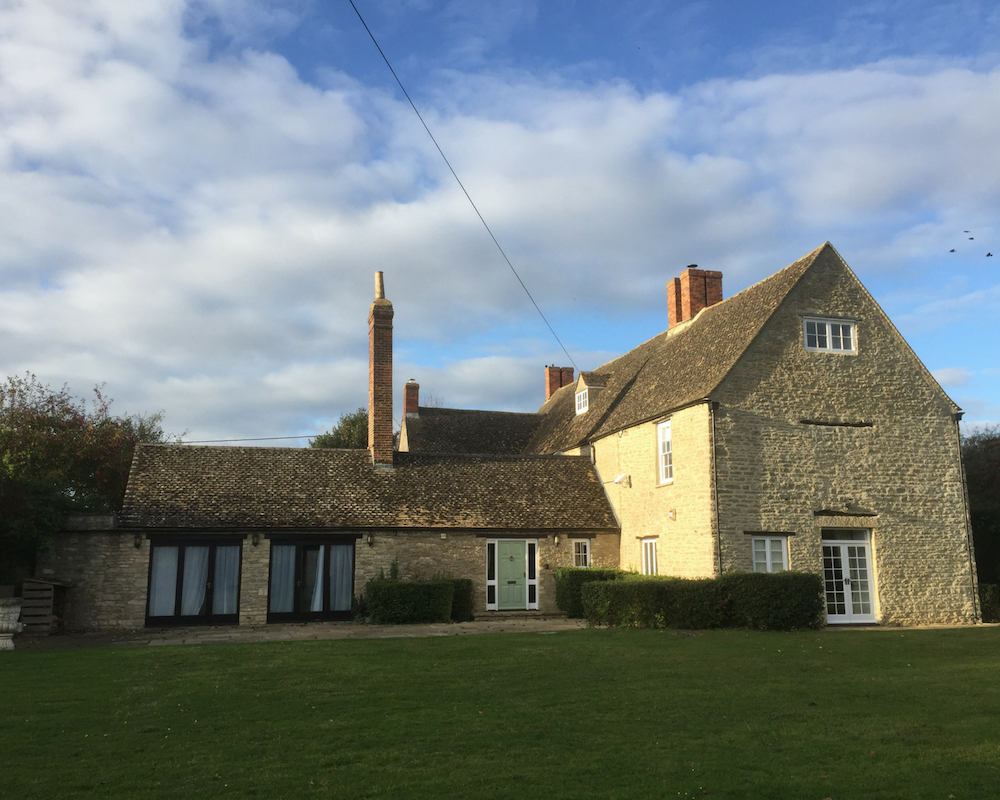 Yoga and Wellness retreat in Thrupp,  Oxfordshire 2018