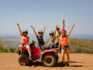 Quad Bike tour in Costa Rica