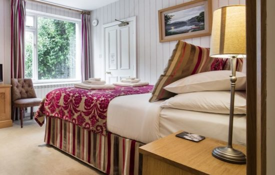 double bedroom lake district