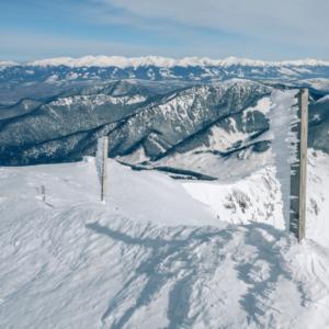 views of snowcapped mountains slovakia